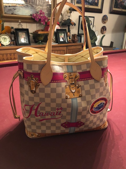 louis vuitton hawaii limited edition 2018